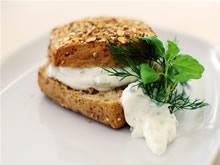 broodje met lenteui