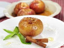 appels uit de oven