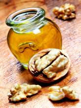 walnoten met honing