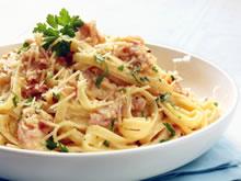 tagliatelle met tonijn recepten