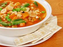 soep met rijst